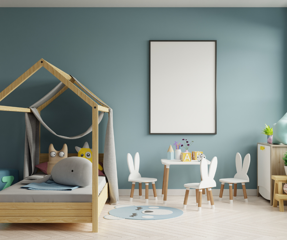 Table & Chairs for Kids